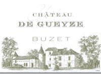 CHATEAU DE GUEYZE