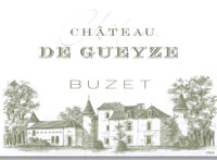 CHÂTEAU DE GUEYZE