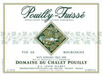 DOMAINE DU CHALET POUILLY
