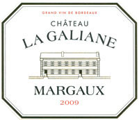 CHATEAU LA GALIANE