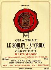 CHATEAU LE SOULEY-SAINTE-CROIX